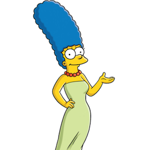 Marge Simpson Gets New Dress Designed By '˜Project Runway'™ Contestant