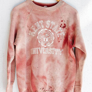 Urban Outfitters Bashed for Kent State Clothing Line