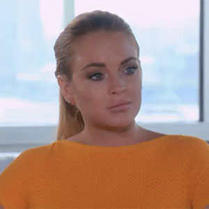 Oprah Scolds Lindsay Lohan In New Series Clip