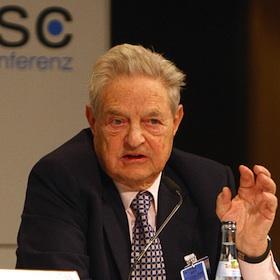George Soros Files Countersuit Against Adriana Ferreyr