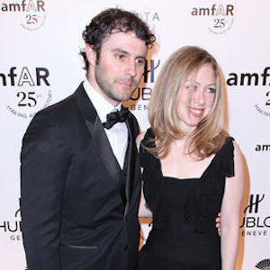 Chelsea Clinton Is Expecting First Child With Husband Marc Mezvinsky