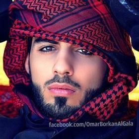 Omar Borkan Al Gala, Dubai Actor 'Too Handsome' For Saudi Arabia