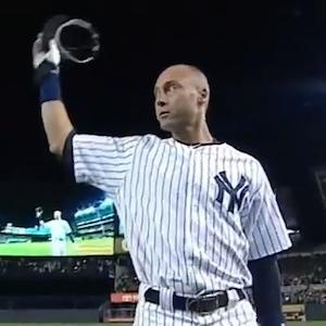 Derek Jeter Hits Walk-Off Single At Final Yankee Stadium At-Bat