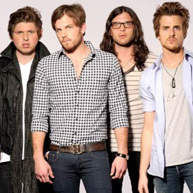 Kings of Leon Tour Bus Catches Fire