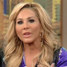 Adrienne Maloof Divorce Finalized With Ex-Husband Dr. Paul Nassif