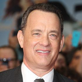 PHOTO: Tom Hanks Uses Emmy Award As A Hood Ornament