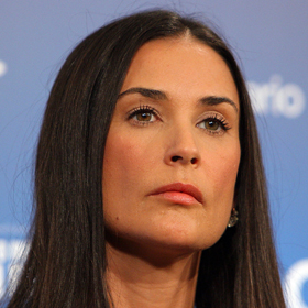 Demi Moore Attends 'Margin Call' Premiere Without Ashton