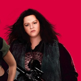 Melissa McCarthy Photoshopped In UK 'The Heat' Poster