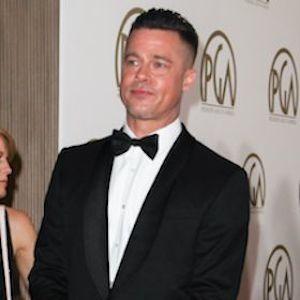 Brad Pitt Attacked On 'Maleficent' Red Carpet By Vitalii Sediuk