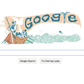 Herman Melville's 'Moby-Dick' Gets Google Doodle For 151st Anniversary