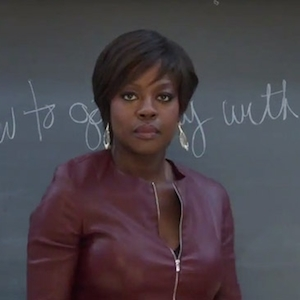 'How To Get Away With Murder Recap: Annalise Wins Death Row Appeal; Asher Sleeps With Bonnie