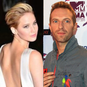 Jennifer Lawrence Is Dating Coldplay€'s Chris Martin – Report