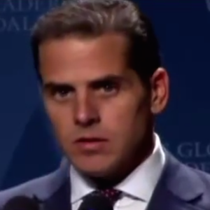 Hunter Biden, Joe Biden's Youngest Son, Kicked Out Of Navy For Cocaine Use