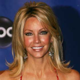 Heather Locklear Shares Lesbian Kiss With Jane Seymour On 'Franklin & Bash'