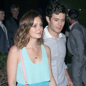 Adam Brody Weds Leighton Meester In Secret Wedding