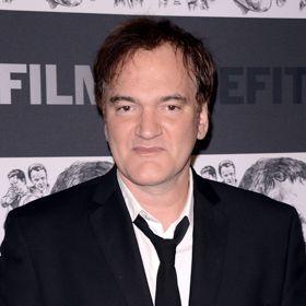 Quentin Tarantino Drops N-Word At Golden Globes