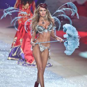 SLIDESHOW: Victoria's Secret 2012 Fashion Show Features Post-Baby Adriana Lima