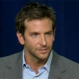 Bradley Cooper Rocks New Haircut On Washington Visit, Raises Awareness Of Mental Health Issues