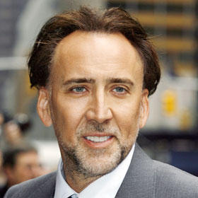 Nicolas Cage Reveals Home Invasion By Nude Man Eating Fudgesicle