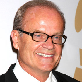 Kelsey Grammer Gets Wife Kayte Walsh's Name Tattooed On Hip