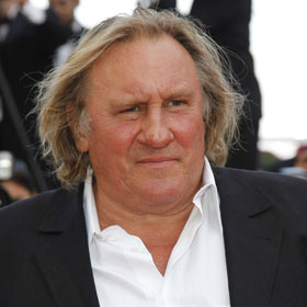 French Actor Gerard Depardieu Urinates On Plane