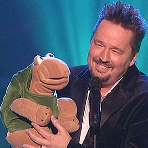 Terry Fator Shares An Exclusive Clip From His New DVD 'Terry Fator: Live In Concert'