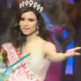 Denise Garrido Wrongly Crowned Miss Universe Canada, Riza Santos Named Real Winner