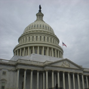 Capitol On Lockdown: Shots Fired Outside Building
