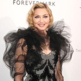 Madonna Ruffles Up The NY 'W.E.' Premiere