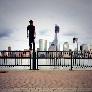 N.J. Teen Justin Casquejo Climbs To Top Of 1 World Trade Center, Charged With Trespassing