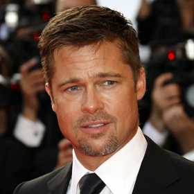 Brad Pitt: Superdad