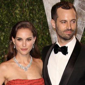 Natalie Portman, Benjamin Millepied Sport Wedding Rings At Oscars