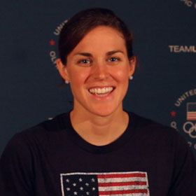 EXCLUSIVE VIDEO: U.S. Olympic Triathlete Gwen Jorgensen Qualified For Olympics In 'Less Than Two Years'