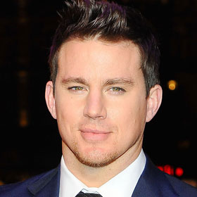VIDEO: Channing Tatum Strips To The Village People