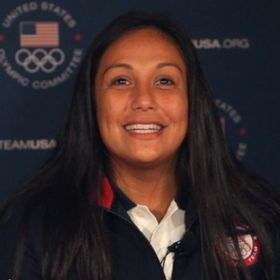 EXCLUSIVE: U.S. Olympic Water Polo Player Brenda Villa Visualizes The Game