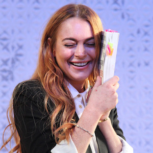 Lindsay Lohan Defends Her Performance Ahead Of West End Theatre Debut