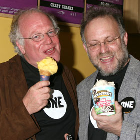 Ben & Jerry's Celebrates 35th Birthday With Free Cone Day