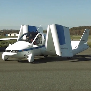 Flying Car To Become Available In The Next Decade