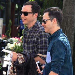 Todd Spiewak, Jim Parson's Boyfriend, Is His 'Favorite Person On The Planet' In Emmy Speech