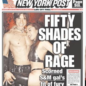 Alleged Real-Life '50 Shades Of Grey' Ends In Arrest