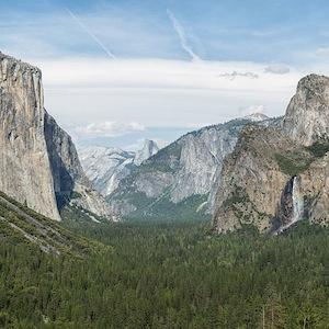 Google Doodle Celebrates Yosemite: National Park's Birthday Observed During Government Shutdown Closure