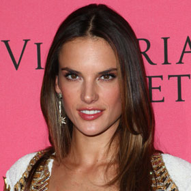 PHOTOS: Alessandra Ambrosio Models $2.5 Million Victoria's Secret Fantasy Bra