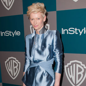 Love It Or Hate It? Tilda Swinton Wears Haider Ackermann To Golden Globes