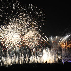 2012 London Olympic's Opening Ceremonies Start With A Bang