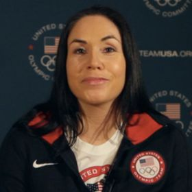 EXCLUSIVE: USA Volleyball Captain Lindsey Berg Talks Weight Training, Advances To Finals