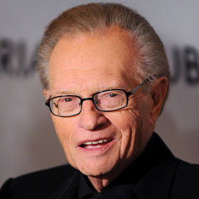 Larry King Wants To Be Frozen After He Dies
