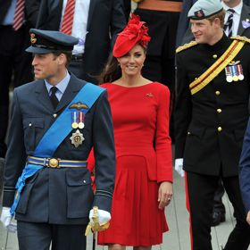 William & Kate Sparkle At Diamond Jubilee