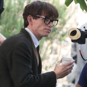 Eddie Redmayne Stars In 'The Theory of Everything: The Story of Stephen Hawking'