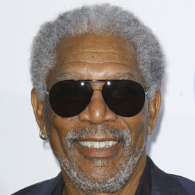 Morgan Freeman Honored With Lifetime Achievement Award