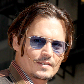 Johnny Depp Discusses Marriage, Angelina Jolie